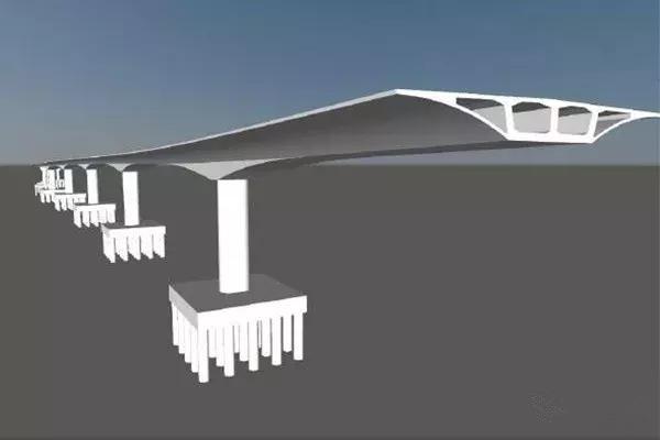 在3D BIM 环境中怎么设计桥梁