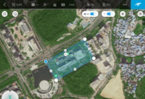 无人机倾斜摄影实景建模技术