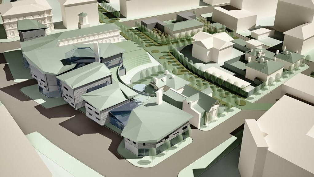 城市建模_城中村批量快速三维建模方法研究及实现
