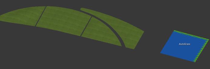 Max草地自动生成插件autograss578