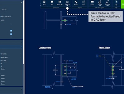 RAM Connection钢结构连接设计软件