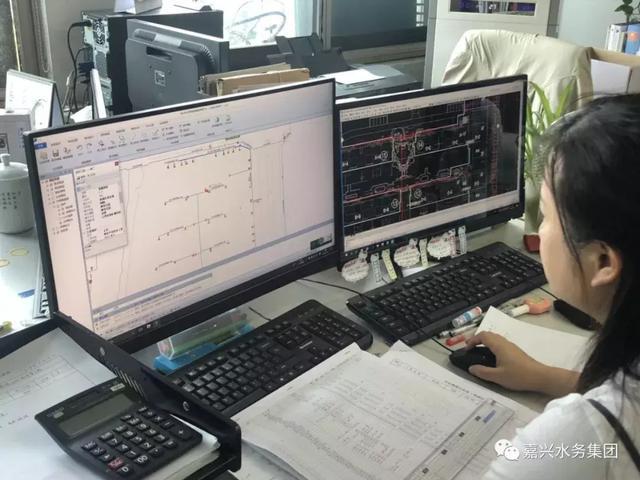 加快管网GIS系统建设_提升信息化管理水平