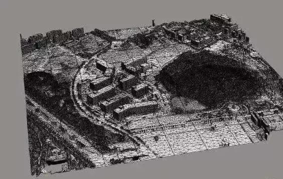 基于ContextCapture无人机航测倾斜实景三维建模进行土方计算
