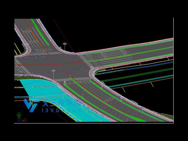 道路设计BIM软件OpenRoads Designer