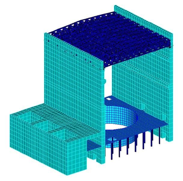 STAAD.Pro钢结构计算分析软件