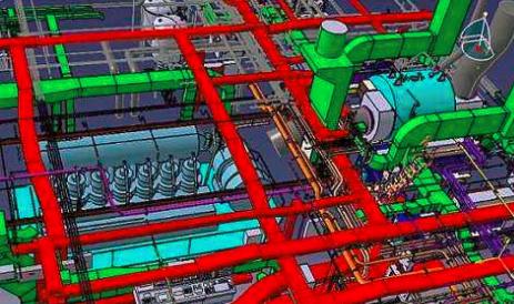 Catia 三维建筑设计软件