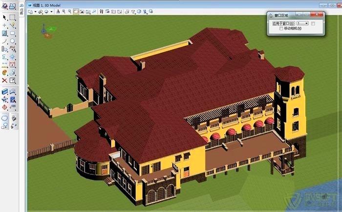 Aecosim Building Designer(ABD)三维信息建模软件