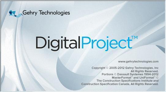 Digital Project三维信息建模软件