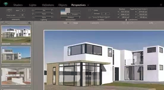 3D Studio Max (Max) 三维建模软件