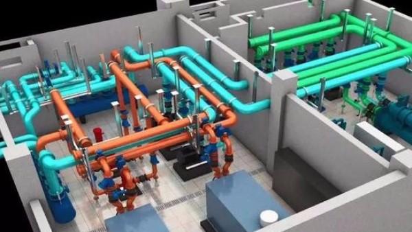 BIM管线综合实施流程及应用