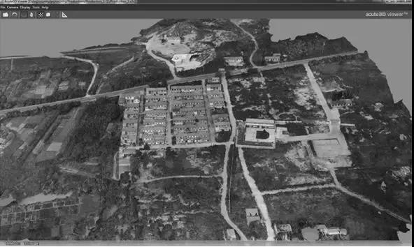 无人机倾斜摄影1:500地形图测绘流程(CC+EPS)