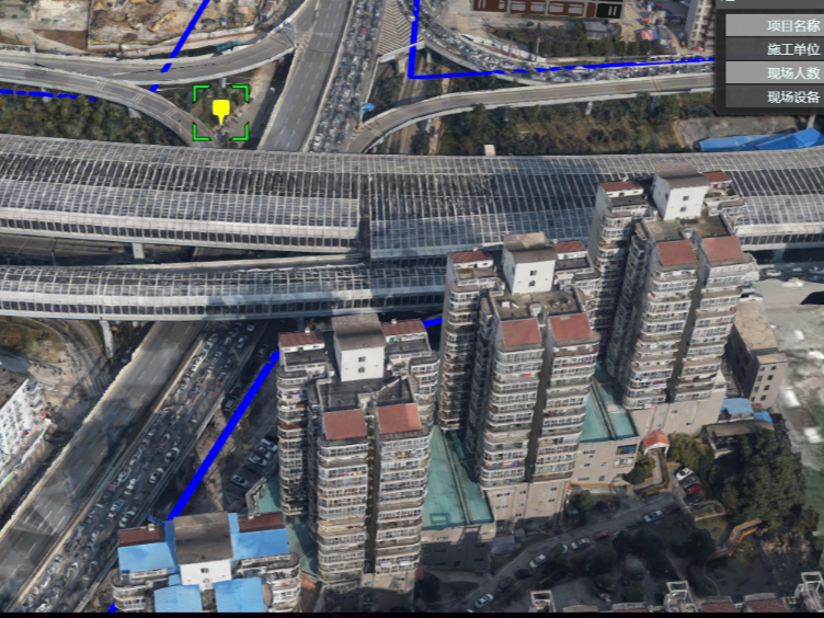 bim路桥施工管理平台(BIM+实景+GIS)