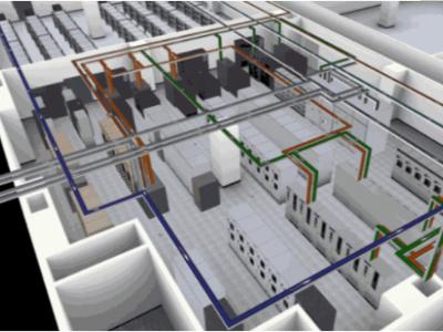 三维动图:机房设备可视化运维管理