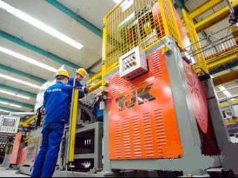 以先进的BIM技术指导生产过程的自动化和智能化