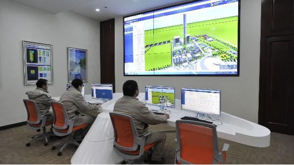 智慧电厂建设探讨