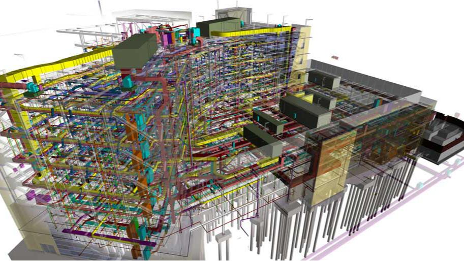 BIM技术在建筑设计方案应用介绍