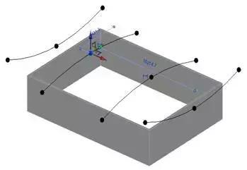 BIM教程|Revit中异形幕墙屋顶的创建