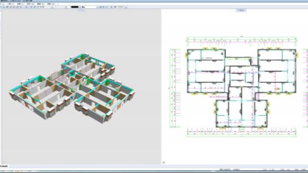 装配式BIM Planbar软件基础教程: 2.4修改格式属性