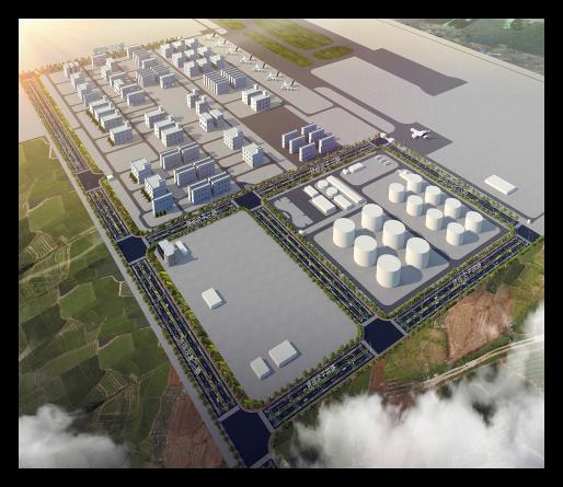 鄂州机场工程快速推进,广州君和驻场BIM细节曝光!
