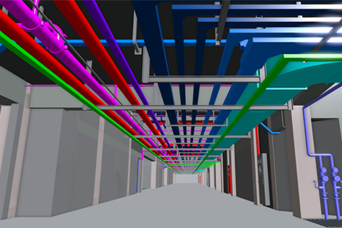 BIM、GIS技术在地下综合管廊工程中的应用
