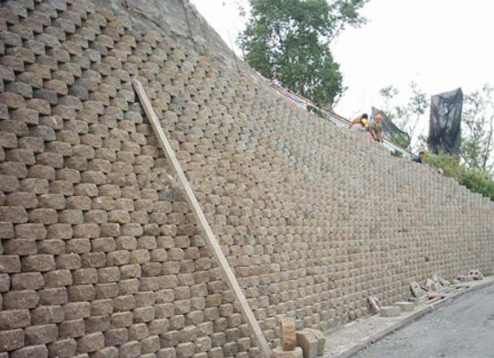 重力式挡土墙施工技术准备及注意要点