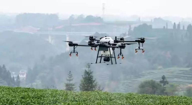 无人机航测的4大特点及3大技术应用