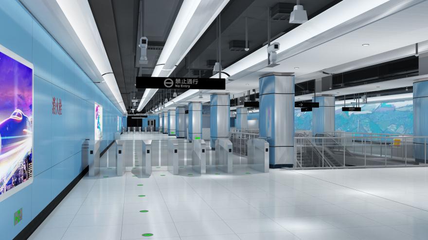 BIM技术在地铁中的应用