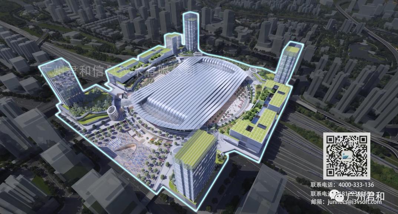 视频展示   广州白云(棠溪)站综合交通枢纽一体化建设工程施工难点
